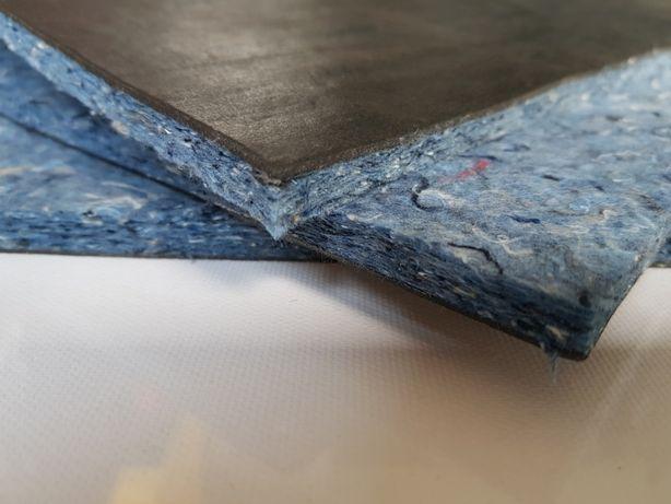Panel wyciszający filc prasowany wyciszenie drzwi podłogi samochodu