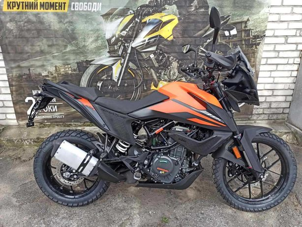 Мотоцикл KTM Adventure 390 2020 Австрия