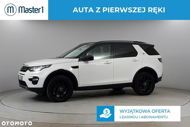 Land Rover Discovery Sport GD663NN #