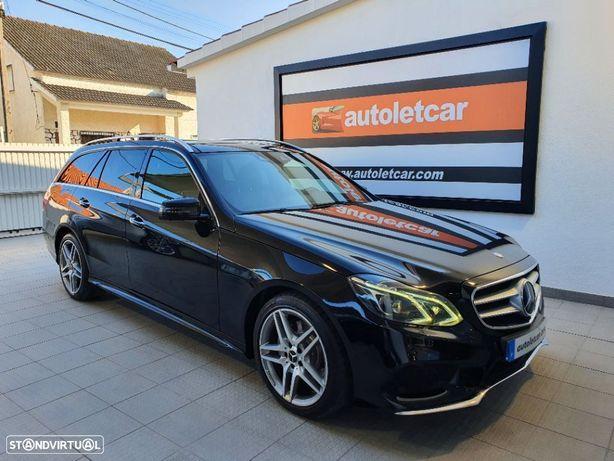 Mercedes-Benz E 300 BlueTEC Hybrid Avantgarde