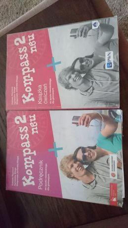 Kompass neu 2 podręcznik i ćwiczenia
