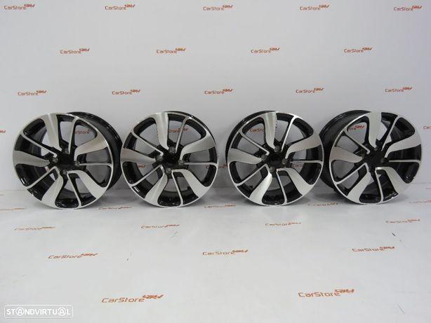 Jantes Look Renault Clio 15 x 6.5 et38 4x100
