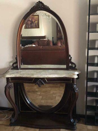 Móvel de Hall de entrada com espelho
