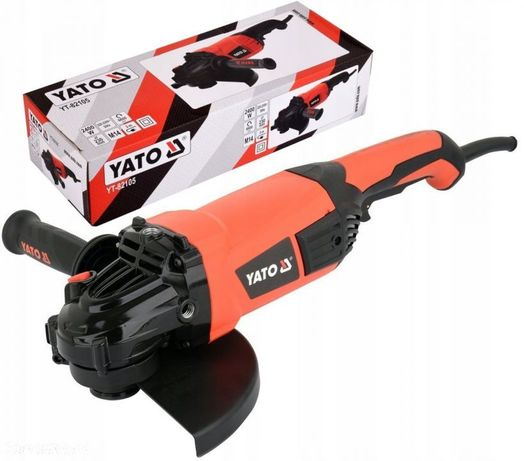 YATO YT-82105 SZLIFIERKA KĄTOWA 230MM 2400W