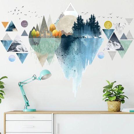 Наліпки на стіну / наклейки на стену