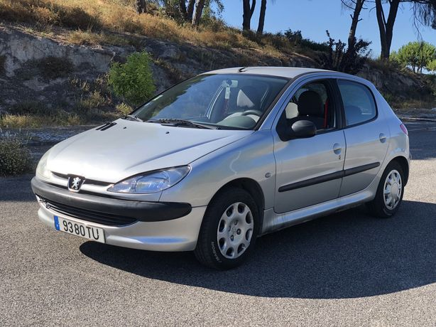 Peugeot 206, 1.1 Gasolina