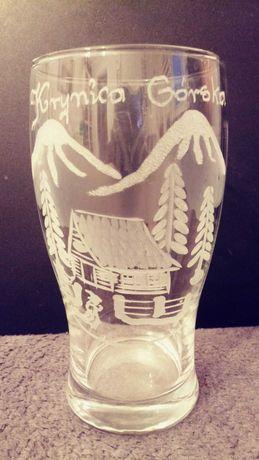 Szklanka do piwa, wody o pojemności 0,5 litra - Kolekcje