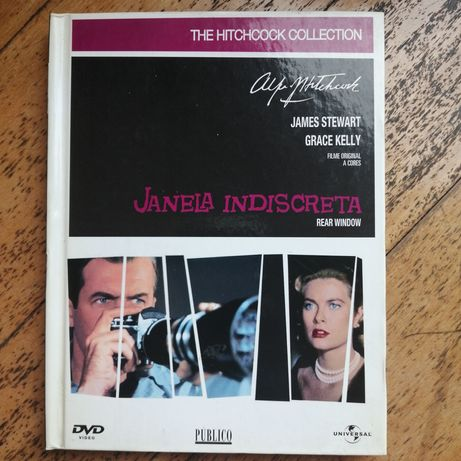 DVD filme Hitchcock