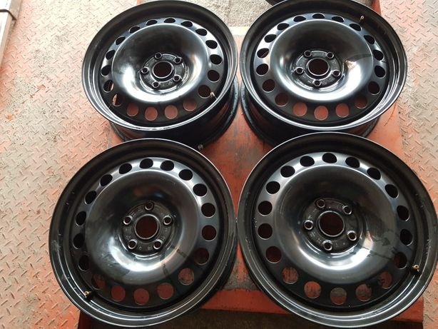 Felgi Stalowe Audi Q3 R17 5x112 ET38 6.5J+czujniki