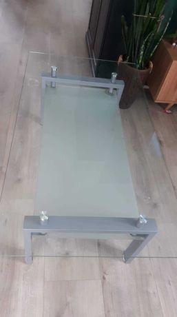 Ława, stolik szklany