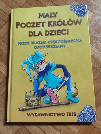 Książka mały poczet królów