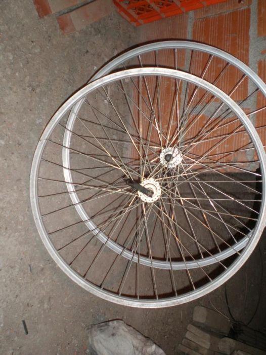 Jantes bicicleta Freixo De Cima E De Baixo - imagem 1