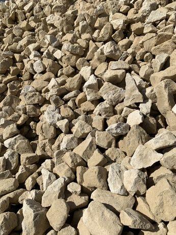 Kruszywa dolomitowe 10-30 - Częstochowa 26 ton
