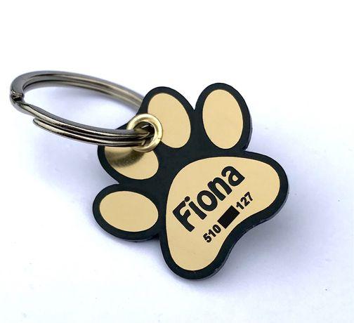 Identyfikator zawieszka dla psa lub kota