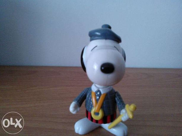 Figurka\Zabawka Snoopy Szkot