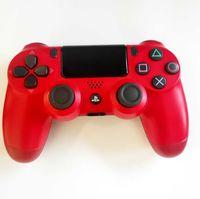 Pad PS4 czerwony, pad playstation 4