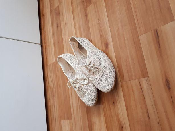 Baletki baleriny r.36