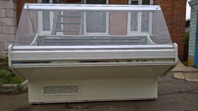 Холодитьная витрина MAWI 1.7 метра