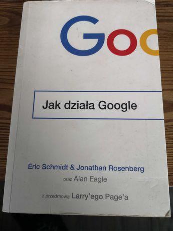 Książka Jak działa Google Eric Schmidt