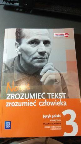 Zrozumieć tekst zrozumieć człowieka język polski 3