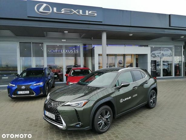 "Lexus UX UX_200 SUV  Elegance+Tech+I.Klucz+NAVI+17"""