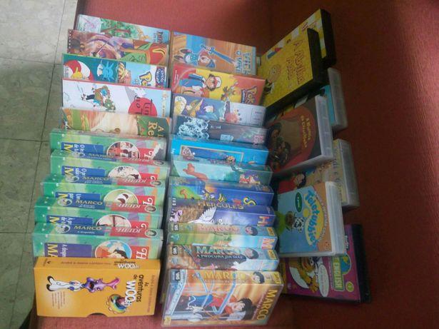 Videos VHS de criança