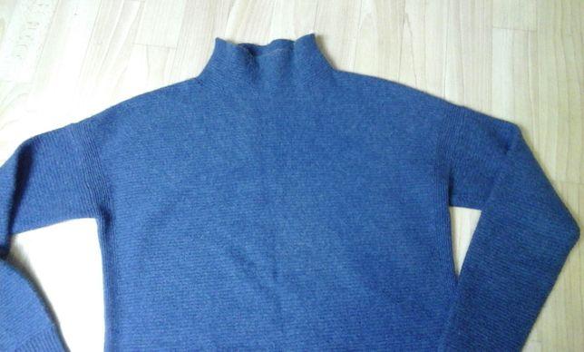 100 % Kaszmir M&S Długi sweter Marks & Spencer