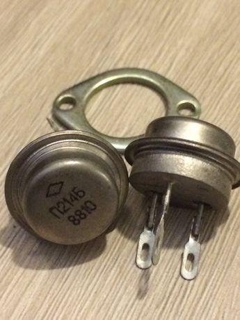 Транзистори П214Б по 20 шт