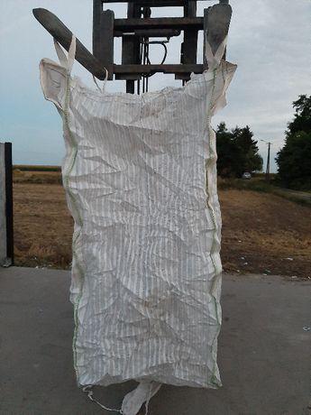 Worki big-bag wentylowane raszlowe 90x90x185 RADZIEJÓW kuj-pom