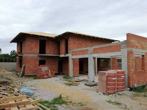 Budowa domów jednorodzinnych, budynków gospodarczych i hal .
