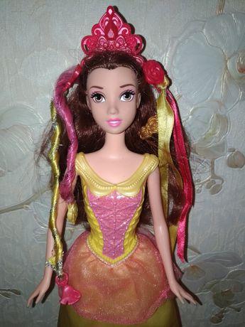 Кукла принцесса Бель Красавица и Чудовище