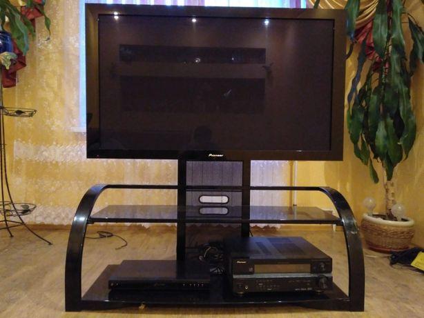 Стойка, тумба, подставка под ТВ, телевизор с кронштейном Bello FP8501H