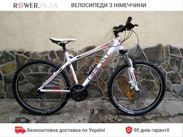 Брендовий велосипед Ghost SE 1800 26 / Б.у велосипеды из Германии мтб