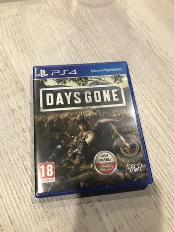 Days Gone pl. Ps4 polska wersja jezykowa