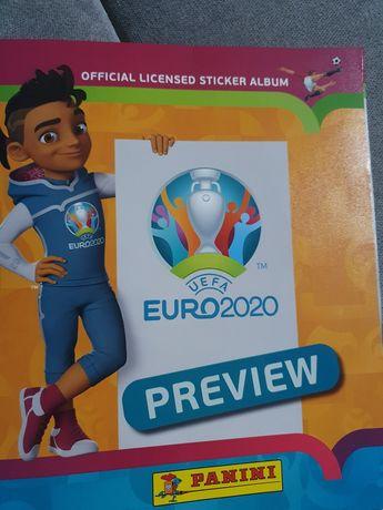 Naklejki uefa euro 2020