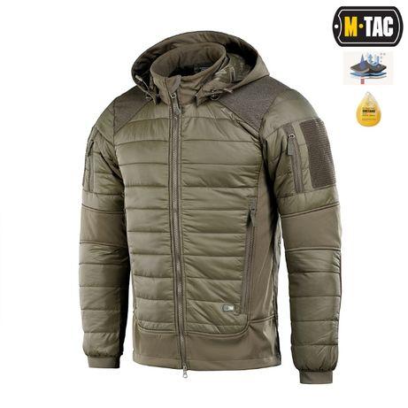 Тактическая Куртка M-tac Wiking Gen.II Olive/Black