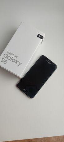 Мобильный телефон Samsung Galaxy S6 32gb Black Sapphire