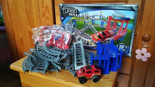 Tor Turbo Max City Rail Set