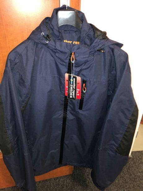 Męska kurtka przeciwdeszczowa Weather Report rozmiar L