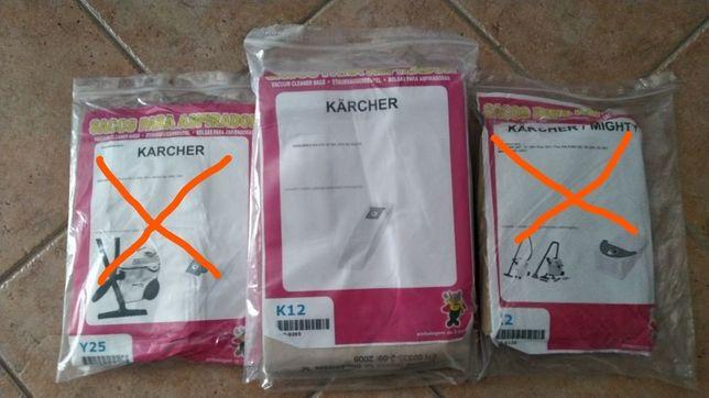 Sacos aspirador Karcher