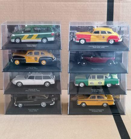 Coleção Táxis do Mundo