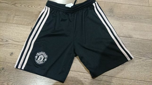 Шорты Манчестер Юнайтед Adidas оригинал (Manchester United fc)