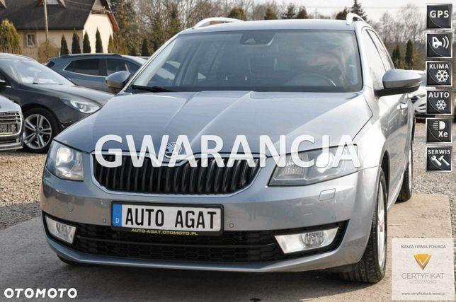 Škoda Octavia nawi*bi-xenon*lane assist*czujniki parkowania*bluetooth*