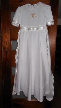 komunia - sukienka