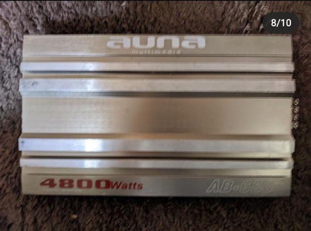 Підсилювач звуку Auna AB-650