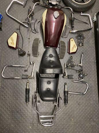 Częsci Moto Guzzi California III 1000