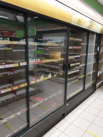Regał chłodniczy IGLOO-2017r.-Chłodnia,lodówka,witryna chłodnicza