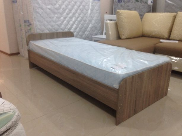 Кровать односпальная 90х200