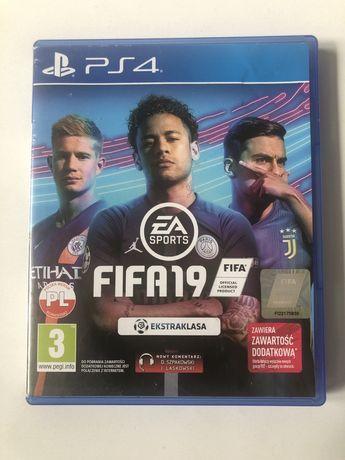 Fifa 19 na PS4
