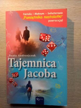 """Tajemnica Jacoba"" Beata Andrzejczuk"